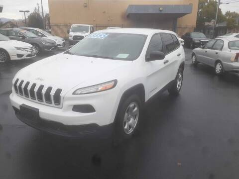 2015 Jeep Cherokee for sale at Nor Cal Auto Center in Anderson CA
