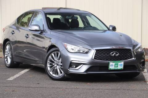2019 Infiniti Q50 for sale at Jersey Car Direct in Colonia NJ