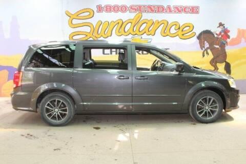 2016 Dodge Grand Caravan for sale at Sundance Chevrolet in Grand Ledge MI