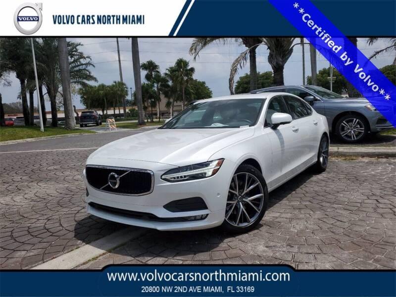 2018 Volvo S90 for sale at Volvo Cars North Miami in Miami FL