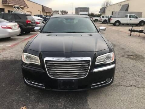 2012 Chrysler 300 for sale at Reliable Auto Sales in Plano TX