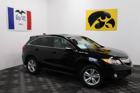 2013 Acura RDX for sale at Carousel Auto Group in Iowa City IA