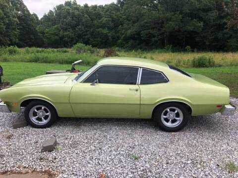 1976 Ford Maverick for sale at Classic Car Deals in Cadillac MI