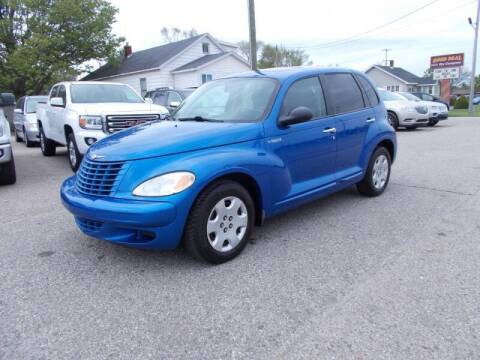 2005 Chrysler PT Cruiser for sale at Jenison Auto Sales in Jenison MI