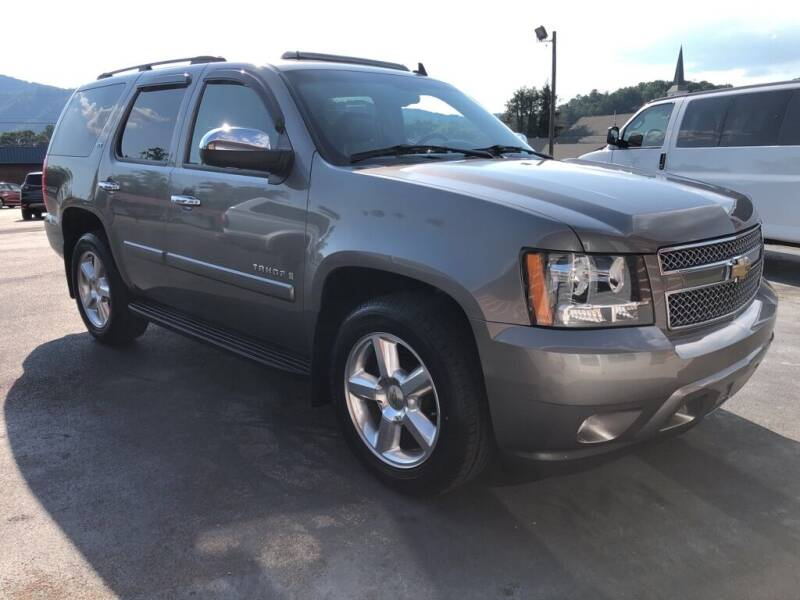 2008 Chevrolet Tahoe for sale at KNK AUTOMOTIVE in Erwin TN