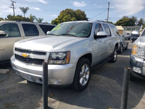 2014 Chevrolet Suburban for sale at L & M MOTORS in Santa Maria CA