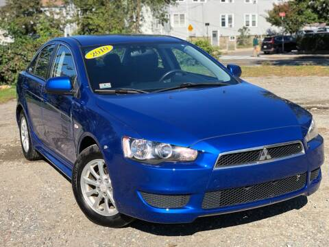2010 Mitsubishi Lancer for sale at Best Cars Auto Sales in Everett MA