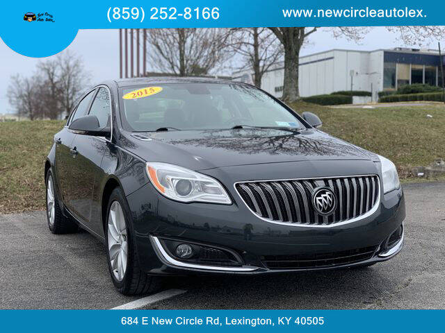 2015 Buick Regal for sale at New Circle Auto Sales LLC in Lexington KY