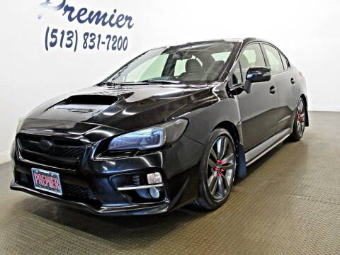 2016 Subaru WRX for sale at Premier Automotive Group in Milford OH