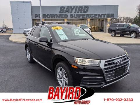 2019 Audi Q5 for sale at Bayird Truck Center in Paragould AR