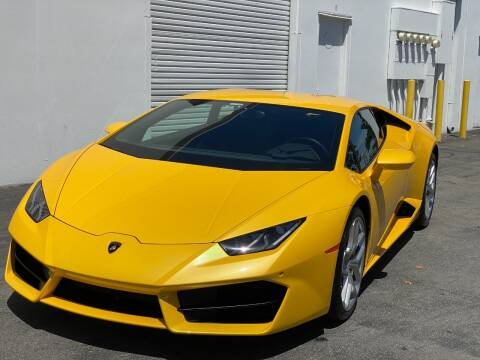 2017 Lamborghini Huracan for sale at Corsa Exotics Inc in Montebello CA