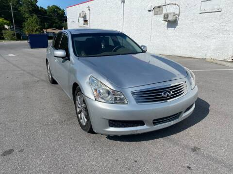 2008 Infiniti G35 for sale at LUXURY AUTO MALL in Tampa FL