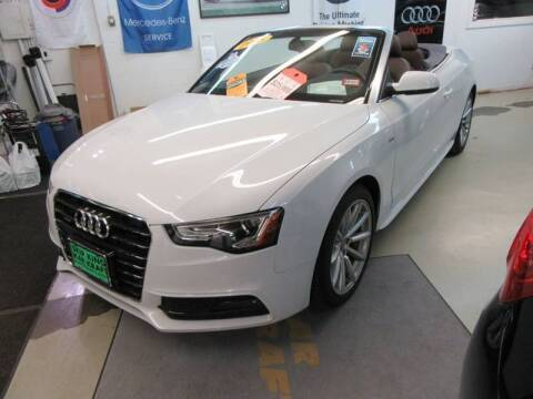 2015 Audi A5 for sale at Kar Kraft in Gilford NH