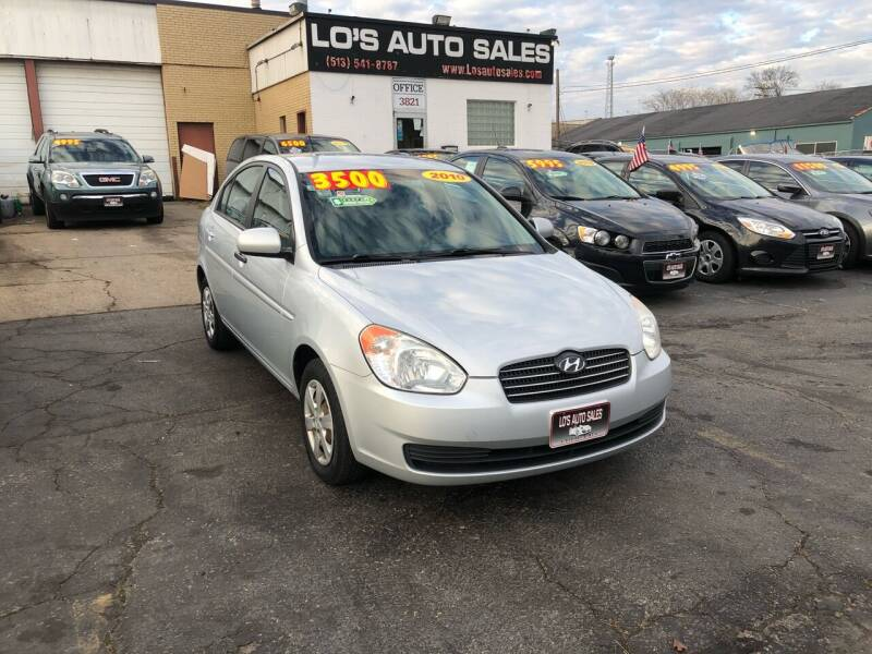 2010 Hyundai Accent for sale at Lo's Auto Sales in Cincinnati OH