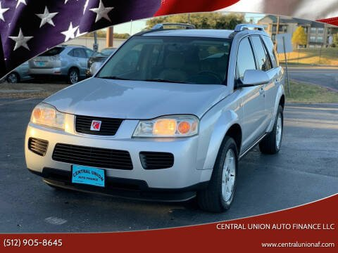 2007 Saturn Vue for sale at Central Union Auto Finance LLC in Austin TX