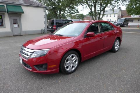 2010 Ford Fusion for sale at FBN Auto Sales & Service in Highland Park NJ