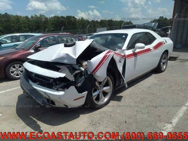 2015 Dodge Challenger for sale at East Coast Auto Source Inc. in Bedford VA