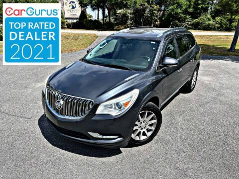 2014 Buick Enclave for sale at Brothers Auto Sales of Conway in Conway SC