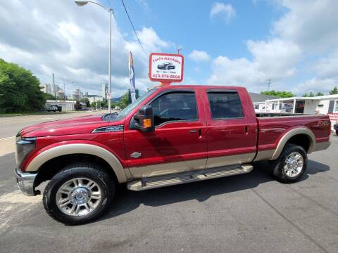 2014 Ford F-350 Super Duty for sale at Ford's Auto Sales in Kingsport TN