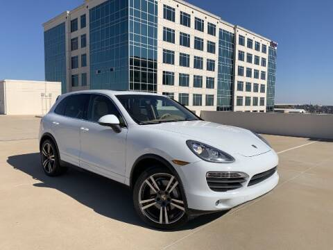 2013 Porsche Cayenne for sale at SIGNATURE Sales & Consignment in Austin TX
