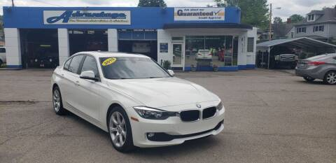 2015 BMW 3 Series for sale at Advantage Auto Sales in Wheeling WV