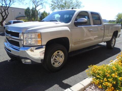 2008 Chevrolet Silverado 3500HD for sale at COPPER STATE MOTORSPORTS in Phoenix AZ