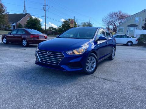 2020 Hyundai Accent for sale at Metacom Auto Sales in Ware RI