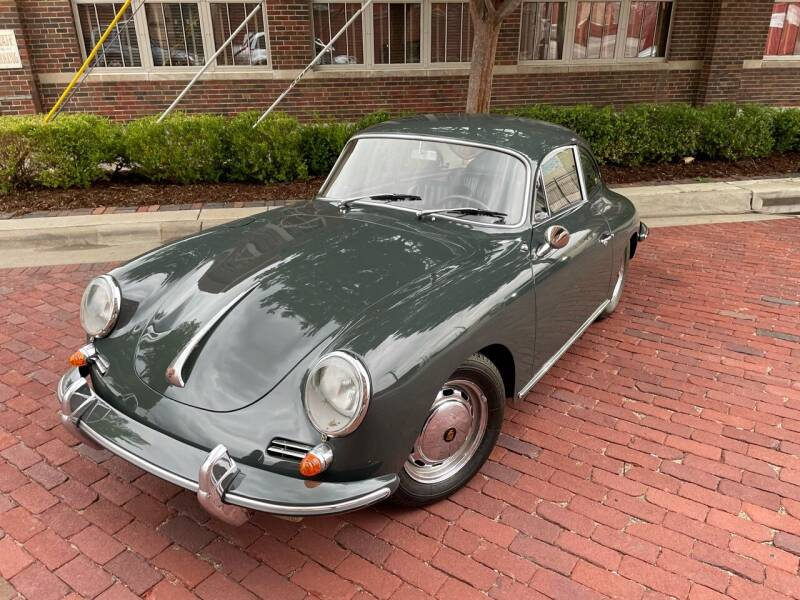 1964 Porsche 356 Speedster for sale at Euroasian Auto Inc in Wichita KS