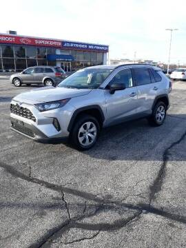 2019 Toyota RAV4 for sale at Bachrodt on State in Rockford IL