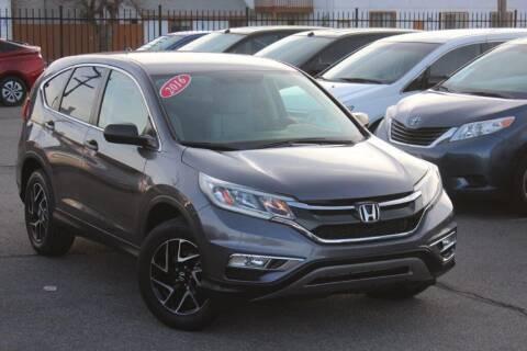 2016 Honda CR-V for sale at Car Bazaar INC in Salt Lake City UT