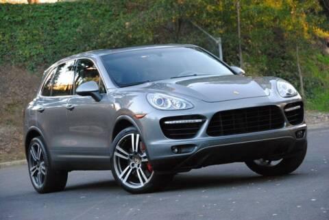 2012 Porsche Cayenne for sale at VSTAR in Walnut Creek CA