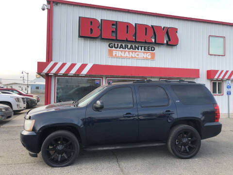 2008 Chevrolet Tahoe for sale at Berry's Cherries Auto in Billings MT