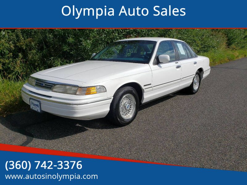 1994 Ford Crown Victoria for sale in Olympia, WA