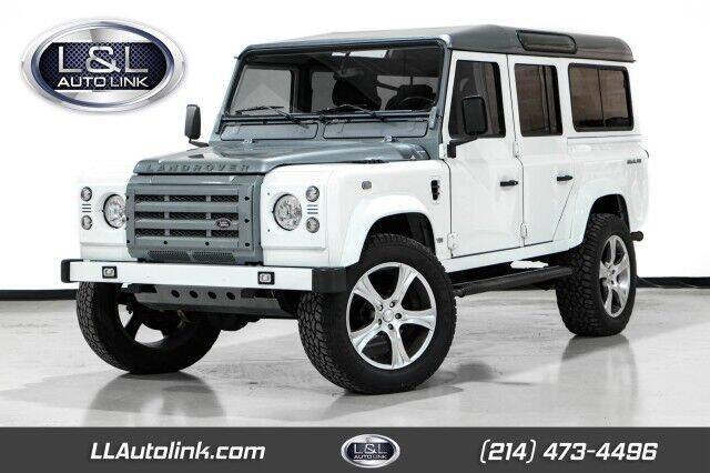 1985 Land Rover Defender for sale in Lewisville, TX