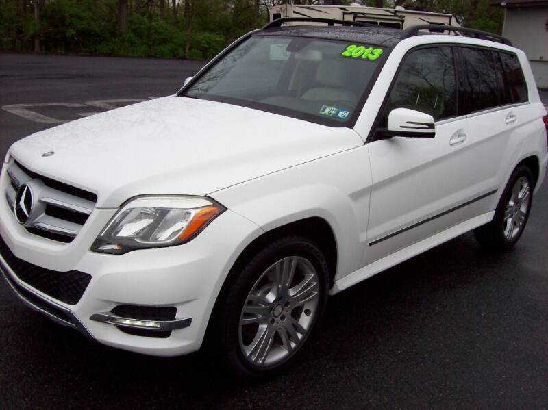 2013 Mercedes-Benz GLK for sale at Clift Auto Sales in Annville PA