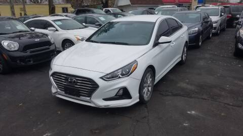 2018 Hyundai Sonata for sale at Nonstop Motors in Indianapolis IN