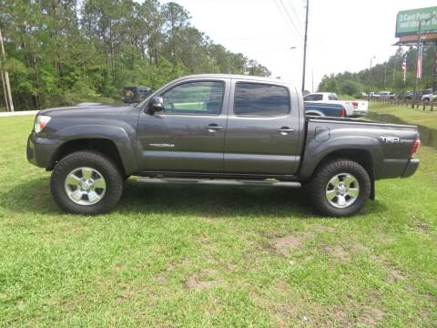 2014 Toyota Tacoma for sale at Ward's Motorsports in Pensacola FL