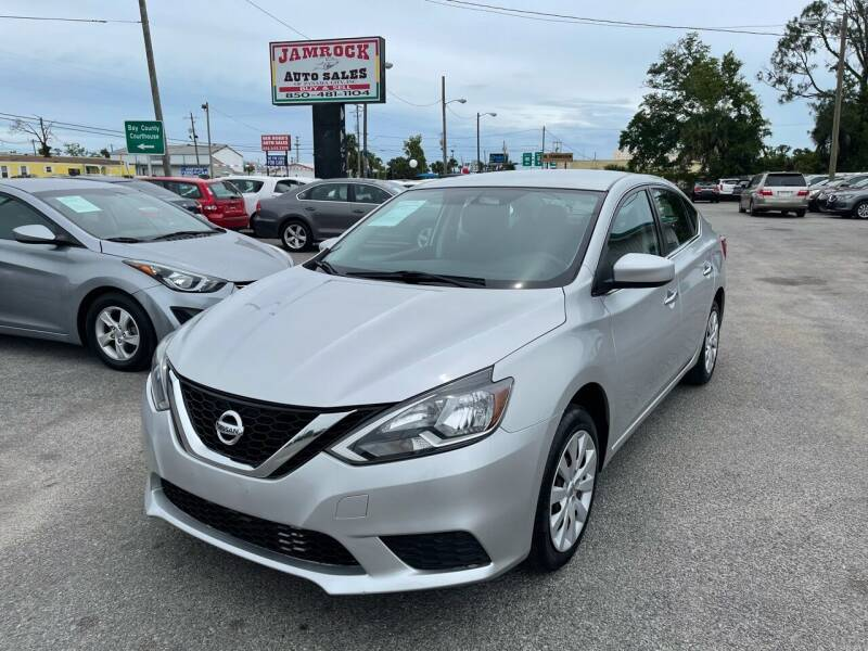 2016 Nissan Sentra for sale at Jamrock Auto Sales of Panama City in Panama City FL