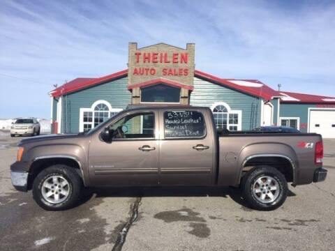2008 GMC Sierra 1500 for sale at THEILEN AUTO SALES in Clear Lake IA
