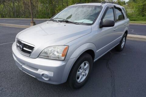 2006 Kia Sorento for sale at Modern Motors - Thomasville INC in Thomasville NC