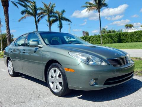 2006 Lexus ES 330 for sale at VE Auto Gallery LLC in Lake Park FL