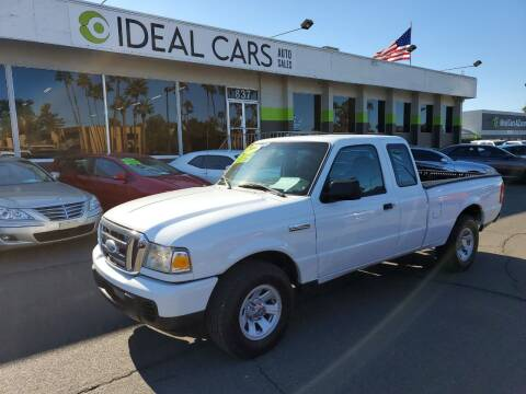2009 Ford Ranger for sale at Ideal Cars in Mesa AZ