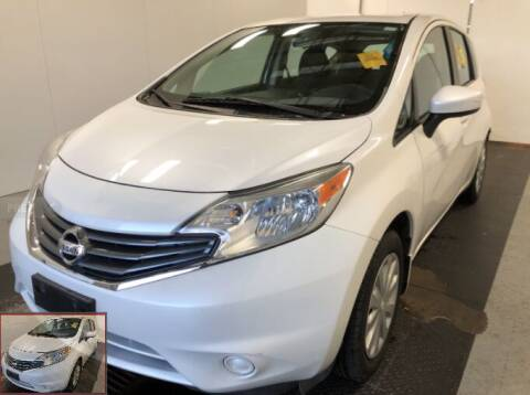 2015 Nissan Versa Note for sale at Bluesky Auto in Bound Brook NJ