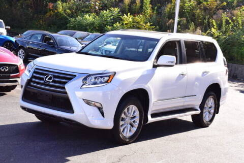 2017 Lexus GX 460 for sale at Automall Collection in Peabody MA