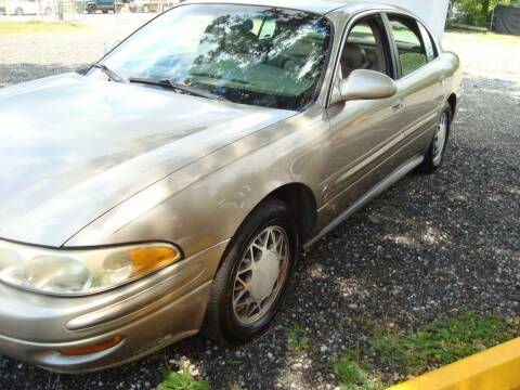 2001 Buick LeSabre for sale at Branch Avenue Auto Auction in Clinton MD