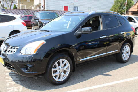 2012 Nissan Rogue for sale at Lodi Auto Mart in Lodi NJ