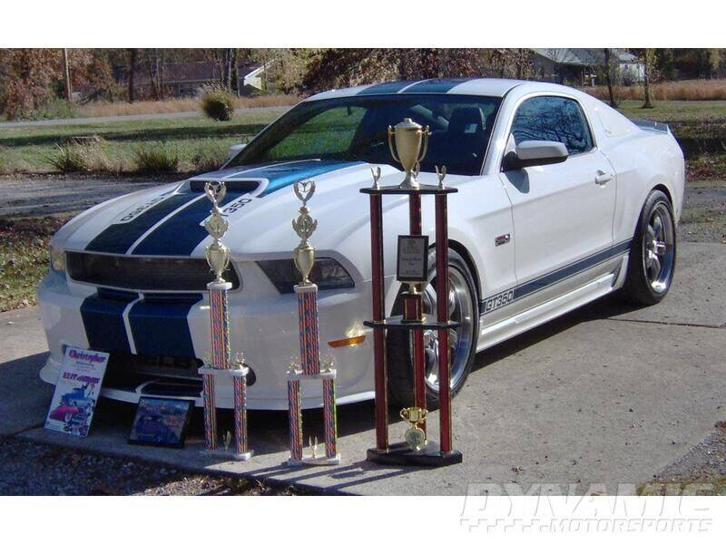 2011 Shelby GT350 for sale at SW Dynamic Motorsports in Garland TX