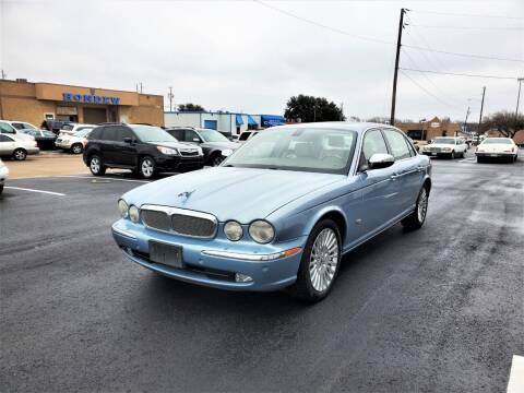 2007 Jaguar XJ-Series for sale at Image Auto Sales in Dallas TX