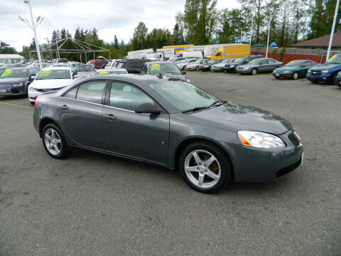 2009 Pontiac G6 for sale at J & R Motorsports in Lynnwood WA