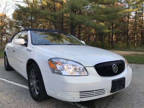 2006 Buick Lucerne for sale at Route 41 Budget Auto in Wadsworth IL